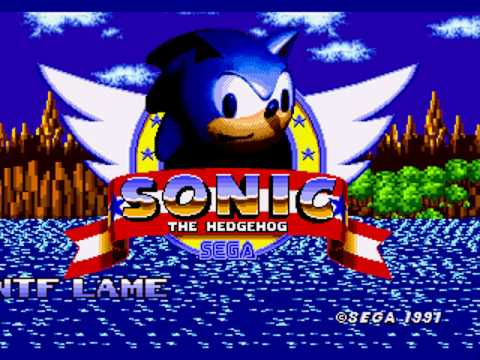 Retro Gaming Hack: Sonic The Hedgehog 1 WTF LAME