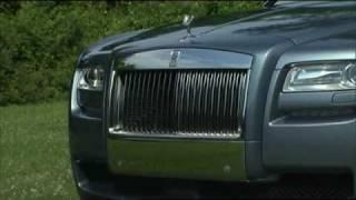 MotorWeek Road Test: 2010 Rolls Royce Ghost