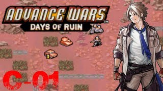 Advance Wars: Days of Ruin - Chapter 1 (Days of Ruin) [S]
