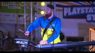 Jack Garratt - Synesthesia, Pt. I, Weathered & Fire (Live at PlayStation House)