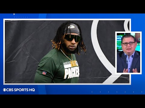 NFL Insider says Aaron Jones will NOT be franchise tagged by the Packers  CBS Sports HQ