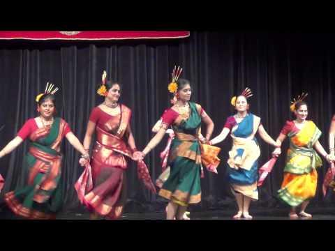 Oriya sambalpuri folk dance
