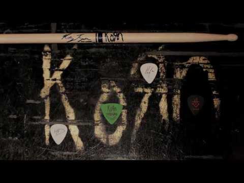 Korn - '1994-2014' photo book trailer