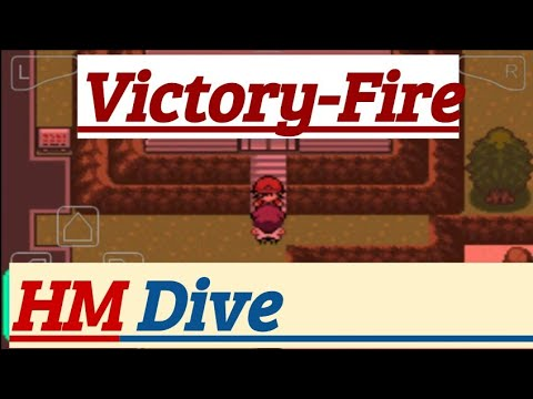 Pokemon victory fire evolution list