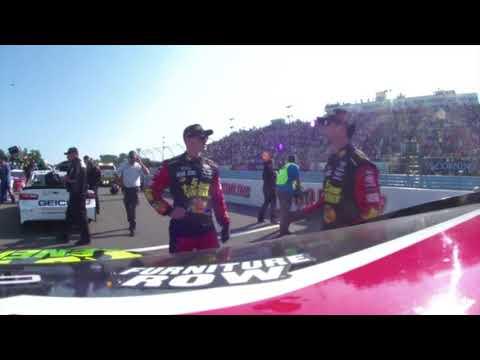 Martin Truex Jr's Team Cheats After 2018 NASCAR Watkins Glen Race