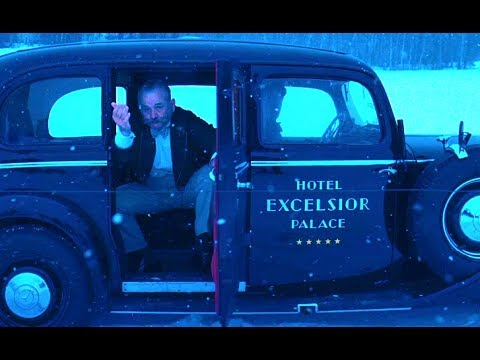 The Grand Budapest Hotel Official Clip - The Escape (HD) Bill Murray, Ralph Fiennes