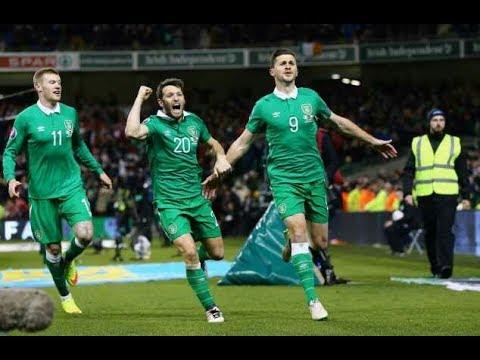 Ирландия - Уругвай 3:1 видео