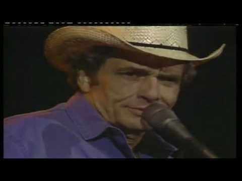 Merle Haggard - I think ill just stay here and drink