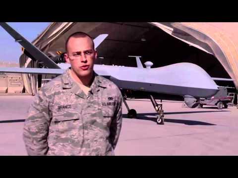 MQ-9 REAPER UAV Ground Support