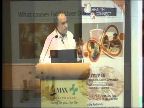 Fatty Liver Disease - A presentation by best Gastroenterologist Dr. Vivek Raj