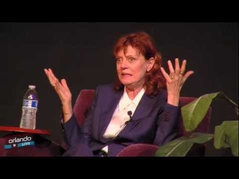 Orlando LIVE - Florida Film Festival - An Evening with Susan Sarandon
