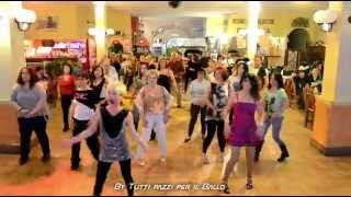 Balli di gruppo-Hei tu -cumbia-Ballo