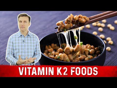The Best Vitamin K2 Foods
