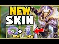 *NEW* GOD-KING GAREN SKIN IS INSANE! BEST SKIN IN THE GAME BY FAR!- League of Legends