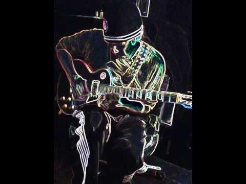 "Joel Hoekstra ""New World"" Guitar Solo Take 1.24.12 M E G Inc. Studio"