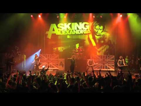 preview ASKING ALEXANDRIA - Breathless from youtube