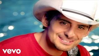 Brad Paisley – Water Video Thumbnail