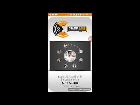 how to earn money in online part time Job in champcash android app full review  (tamil)