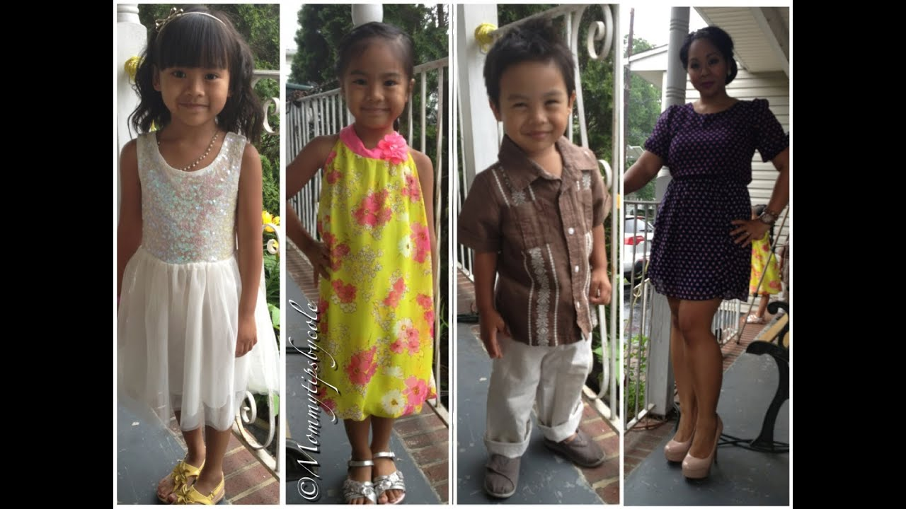 graduation ootd emelyn s pre k moving up ceremony youtube