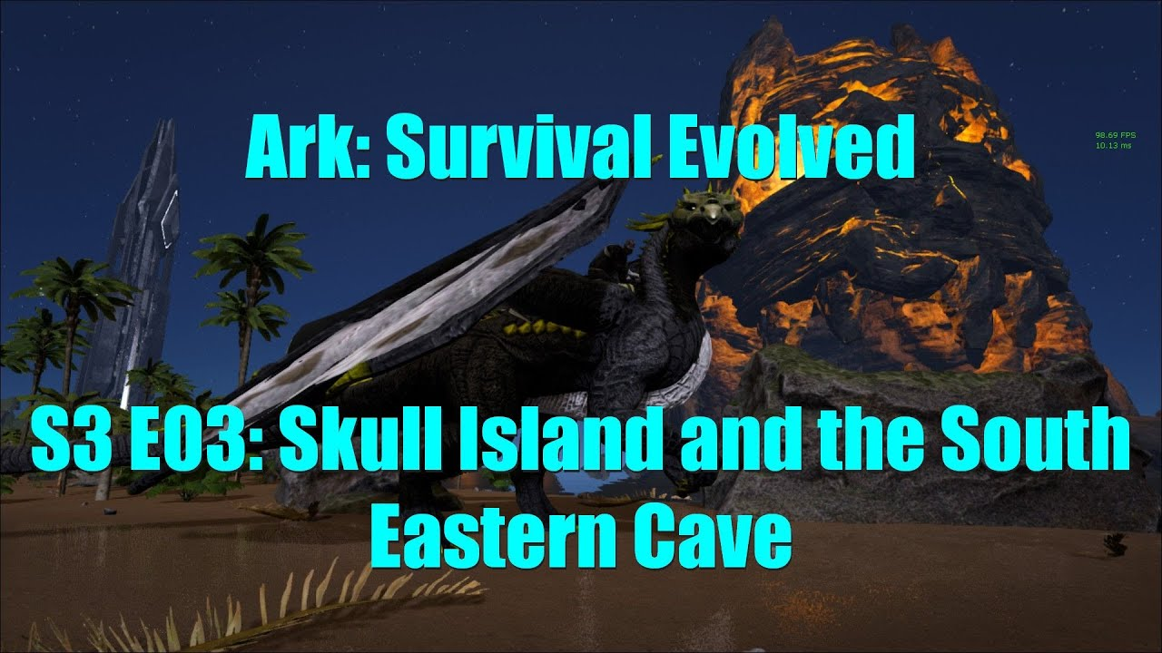 Ark Cave Locations