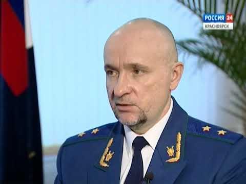 Вести.Интервью: прокурор Михаил Савчин