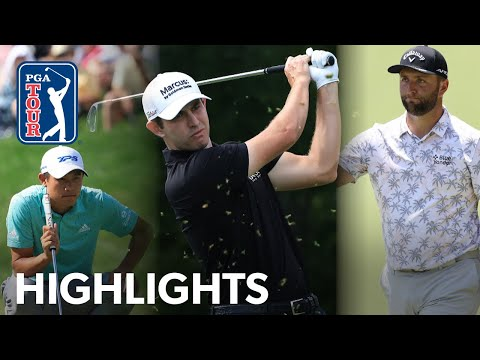 All the best shots from The Memorial Tournament | 2021