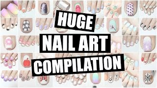 One of Hannah Weir's most viewed videos: HUGE Nail Art Compilation! The Nail Trail