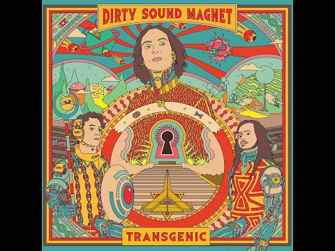 Dirty Sound Magnet - Transgenic (2019) (New Full Album)