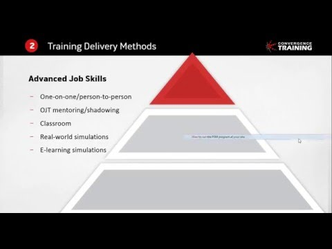 Webinar - Developing Effective EHS Training