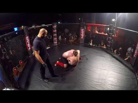 Ultra MMA   Liverpool Adam Pendegast VS David Kent