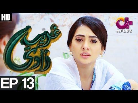 Ghareebzaadi - Episode 13 - A Plus ᴴᴰ Drama