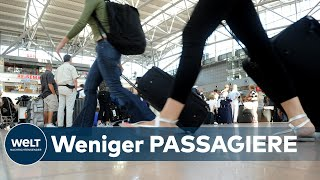 """""""KEINE FLUGSCHAM"""": Doch die Fluggastzahlen in Deutschland sinken spürbar"""