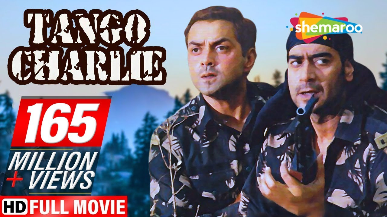 Tango Charlie HD Movie Watch Online | Ajay Devgan,sunil shetty