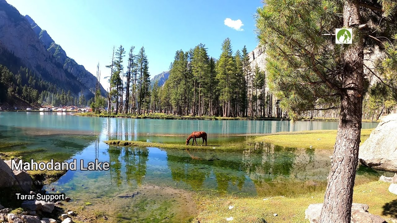 Mahodand Lake Pakistan