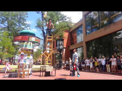 John Stork | Pearl Street Boulder, CO | 7.16.15