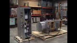Horlick Model 400TR 60 Hz to 400 Hz Motor-Generator Set Design and Performance