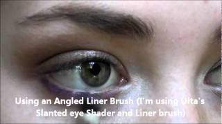 """Fun Shimmery Neutral Tutorial"" with the ""Naked Palette"" Thumbnail"