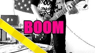 Simple Plan - Boom (Guitar Cover + Lesson) by Manish Mehta