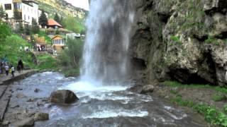 Медовые водопады. Кисловодск. Май 2014.