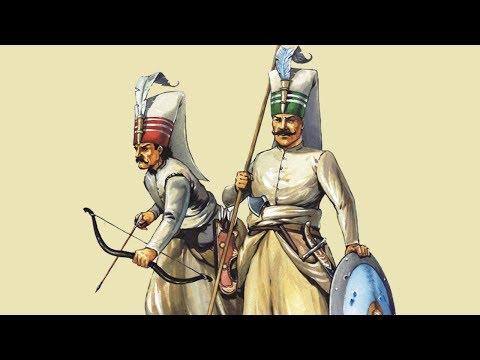 Osmanlı'nın Korkusuz Piyadeleri Yeniçeriler