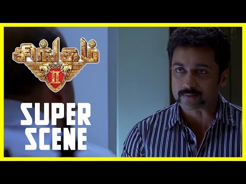 Singam 2  - Super Scenes    Suriya    Anushka Shetty   Hansika Motwani   Devi Sri Prasad   Hari Mp3