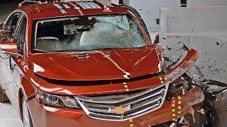 Chevrolet Impala (2017) CRASH TEST