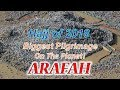 Hajj Pilgrimage 2018 Arafa View From A Drone! Biggest Pilgrimage on The Planet!