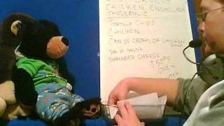 Easy Breezy Enchilada Casserole-technical Presentation.wmv