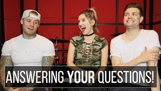 Q&A    Motivation, dead people, & kinky things!