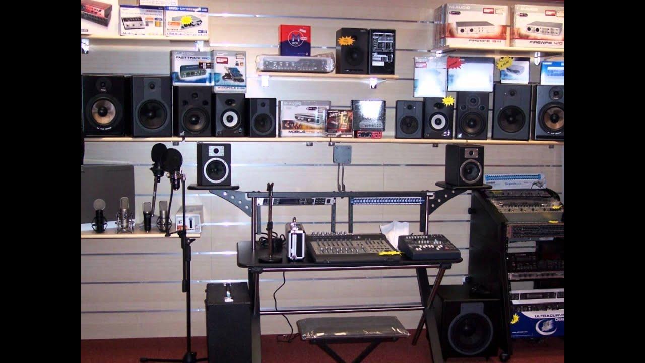 Dcn music studio di registrazione e sala prove palermo youtube - Studio di registrazione in casa ...