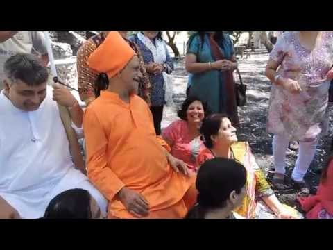 Swamiji Spain & Switzerland Yatra 2015 Short Film
