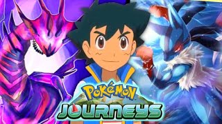 ASH VS ETERNATUS|ASH'S RIOLU EVOLVED INTO LUCARIO|ASH NEW POKEMON ZAPDOS?|Pokemon Journeys Update