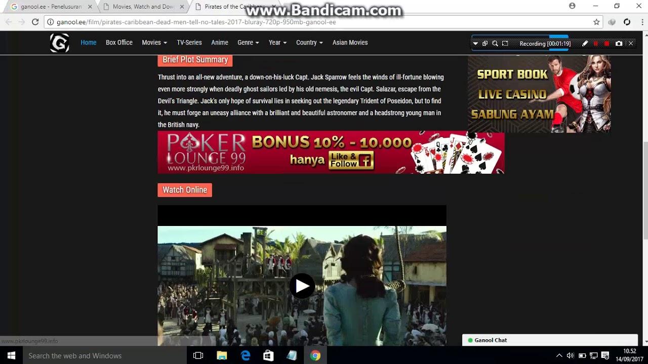 Cara Download Film Ganool Terbaru Gratis Youtube