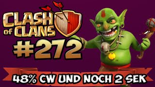 CLASH OF CLANS #272 ★ 2 STERNE EASY ★ Let's Play COC